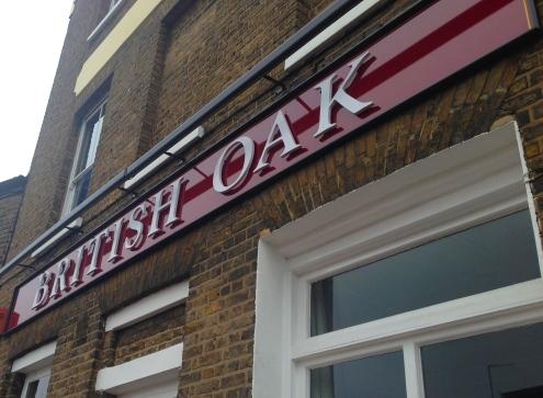 british oak blackheath